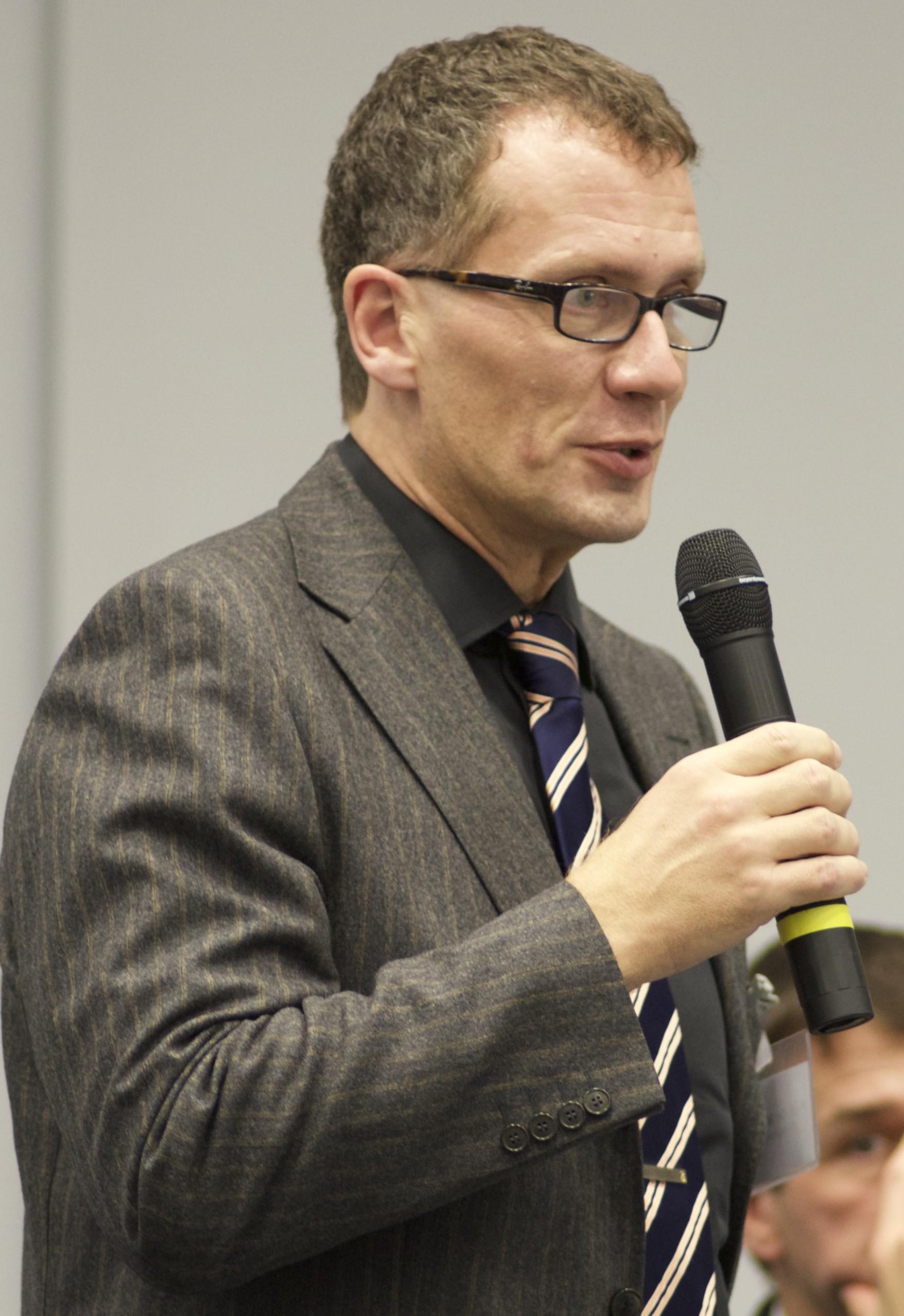 Photo von Prof. Dr. Michael Schwartz