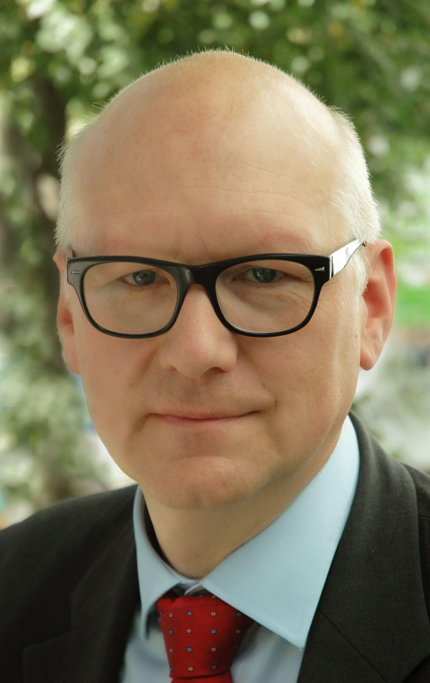 Photo von Prof. Dr. Magnus Brechtken