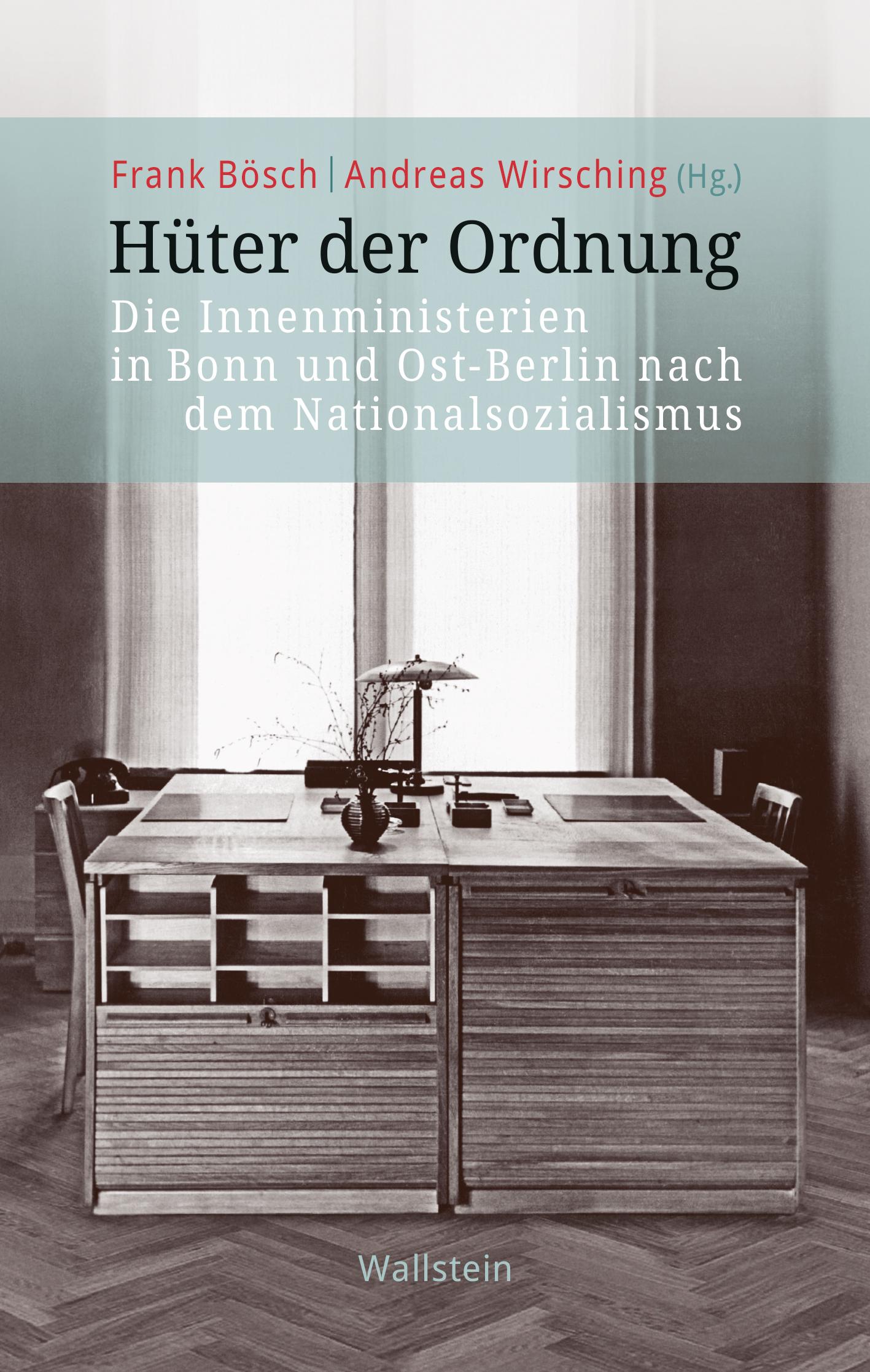 """Bild des Buchcovers zu """"Hüter der Ordnung""""."""