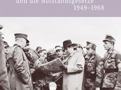 """Bild des Covers zur Studie """"Stunde der Exekutive"""""""