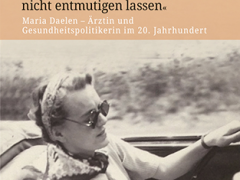 Cover der Studie zu Maria Daelen
