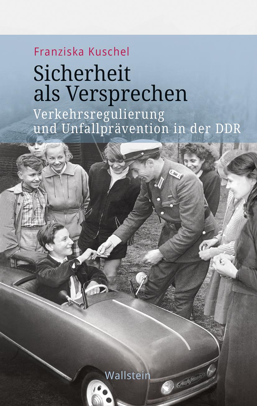 Cover der Studie von Franziska Kuschel zur Verkehrssicherheit